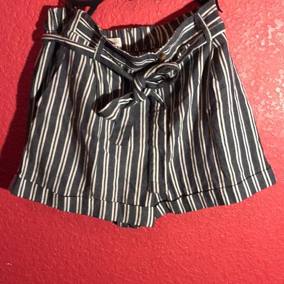 Pants - Shorts denim